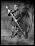 Zdenek Svěrák jako Veverka z Bitýšky velitel 2. jízdní od Lipan ve hře Blaník -
