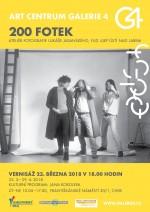 200 fotek - Ateliér Fotografie Lukáše Jasanského, FUD UJEP Ústí nad Labem