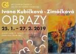 Ivana Kubíčková-Zimáčková / Obrazy