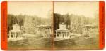 F.Fridrich- Mariánské Lázně, Lesní pramen, kolem r. 1870