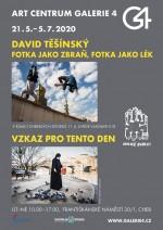 David Těšínský - Foto als Waffe, Foto als Medizin / Nachricht für diesen Tag
