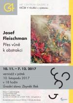 Josef Fleischman - Přes vůně k abstrakci