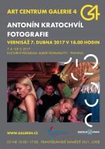 Jaroslav Kučera - Lidé, které jsem potkal 21.4.-28.5. 3.NP /Antonín Kratochvíl - Fotografie 7.4.-28.5. 4.NP