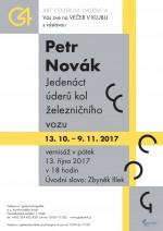 Petr Novák - Jedenáct úderů kol železničního vozu