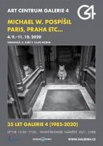 Michael W. Pospíšil - Paris, Prague etc...