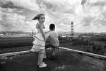 J.Benzenberg - Děti žijící na ropných polích